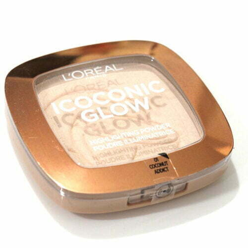 L'Oreal Icoconic Glow Highlighting Powder Review / Swatches