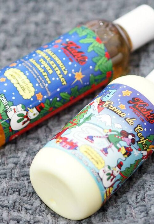 Kiehls Limited Edition Jeremyville Collection